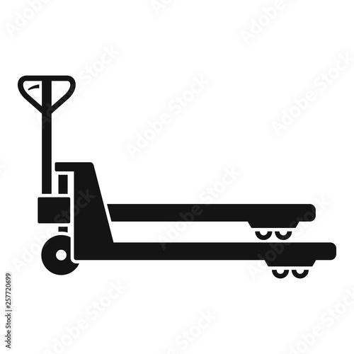 Fotografija Lift cart icon