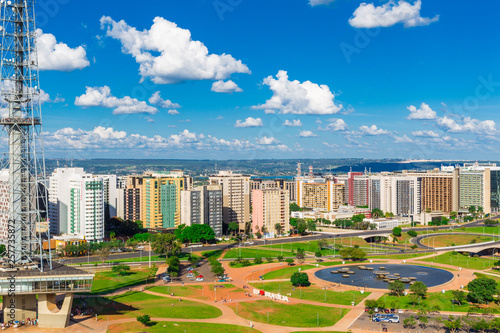 Fotografie, Obraz  Céu de Brasília