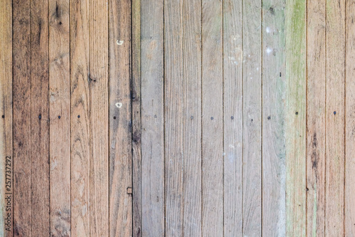 Tuinposter Hout Abstract antique wood texture grunge background