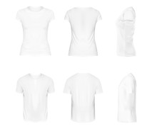 Vector Realistic Set Of White ...