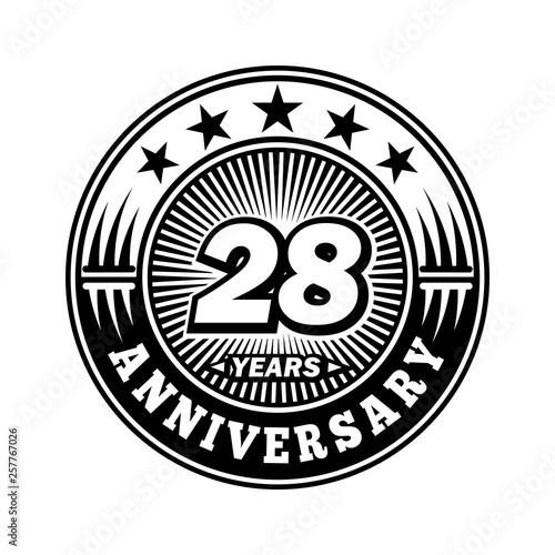 Fotografia  28 years anniversary