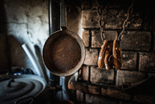 Old Rustic Kitchen