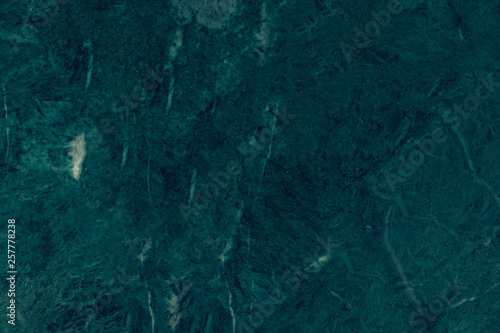 Fototapety, obrazy: Malachite green natural marble texture, detailed close up texture in high resolution