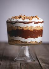 Delicious Cookie Dough Trifle