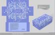 Tissue box template concept series