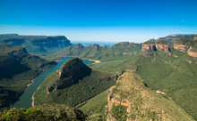 Blyde River Canyon From The Th...