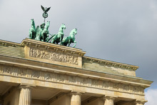 Brandenburg Gate View