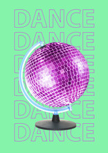 New Dance World Is Opened. Alt...