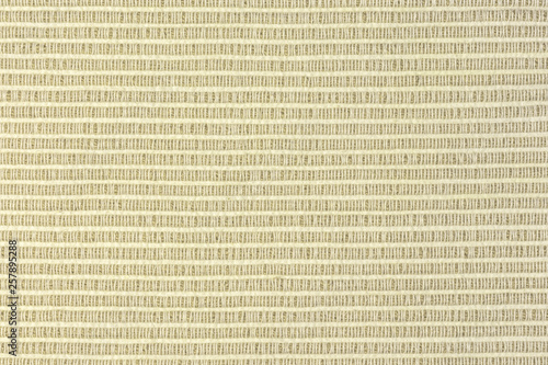 Texture Of Rough Dense Ribbed Fabric Sofa Upholstery Close Up
