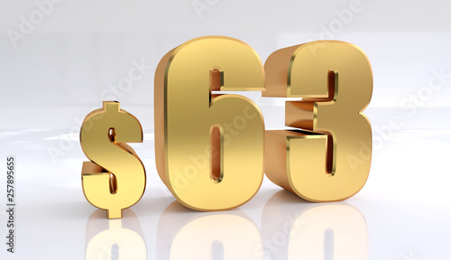 Papel de parede  63 dollar price symbol