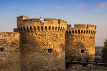 View Of Belgrade Fortress Agai...