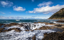 Thor's Well, Cape Perpetua, Or...