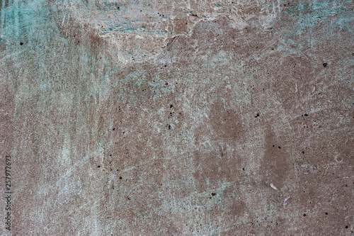 stary-beton-zielony-retro-vintage