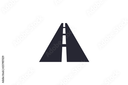 Fototapety, obrazy: Highway Logo Template Inspirations