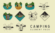 Camping Element Pack