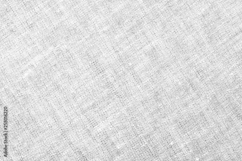 Fotografiet  Texture of natural linen fabric