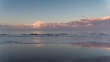 Santa Monica Beach Sunrise