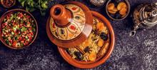 Traditional Moroccan Tajine Of...