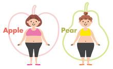 肥満 タイプ 女性