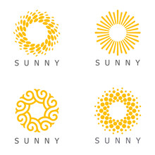 Set Of Vector Logo Design Temp...