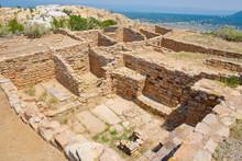 Indian Ruins In El Morro Natio...