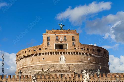 Foto  Sant Angelo castle, Rome