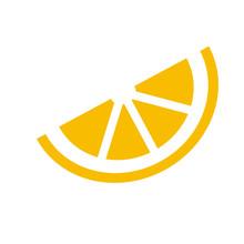Isolated Yellow Lemon Lime Vector