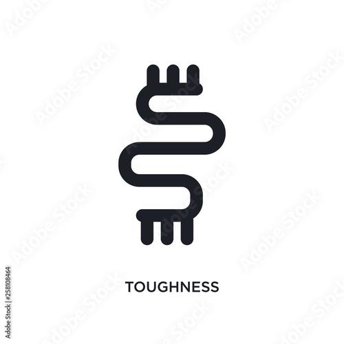 Fotografia, Obraz toughness isolated icon