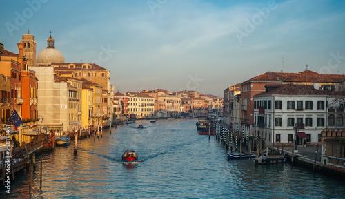 Fototapety, obrazy: grand canal in venice