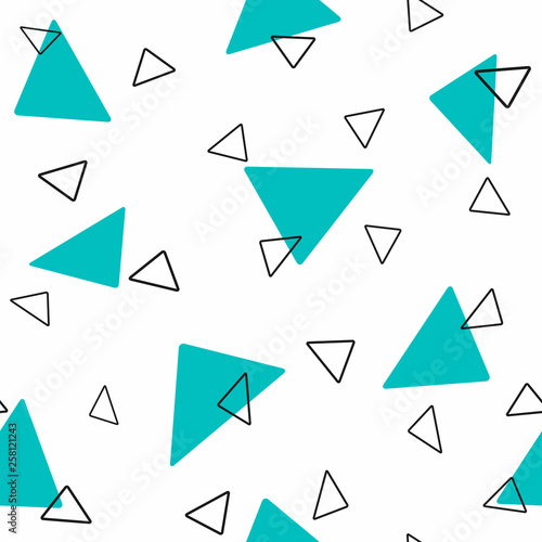 geometryczny-wzor-prosty-powtarzalny-wydruk-z-trojkatami