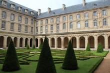 Former Men Abbey - Caen (France)