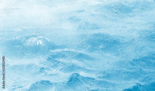 Stickers pour porte Eau sea water