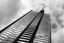 Skyscraper And Sky