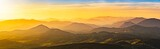 Fototapeta  - Landscape view during sunset in spring from Graz Schockl mountain in Styria Austria. Tourist destination