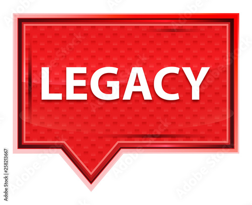 Fotografía  Legacy misty rose pink banner button