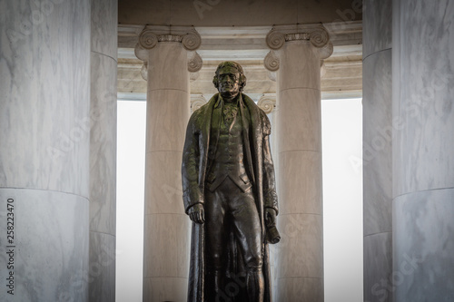 Fotografie, Obraz Thomas Jefferson Memorial