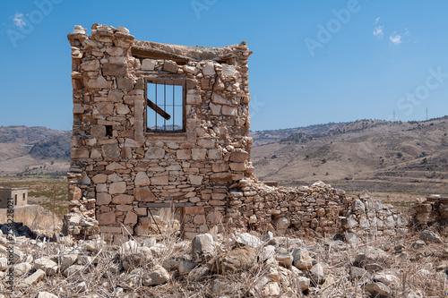 In de dag Rudnes Phinikas is a Deserted Island in Paphos District, Cyprus