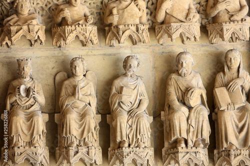 Sibylles, Prophètes, Vieillards, Anges et Rois Wallpaper Mural