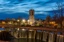 Baker Park Located In Downtown Frederick  Maryland
