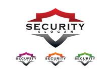 Shield Security Logo Company T...