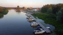 Boats At Karlova Shipyard Tartu.mp4