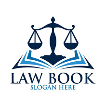 Law Scale Logo Design