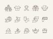 Volunteer icons