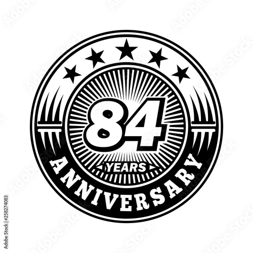 Fotografia  84 years anniversary