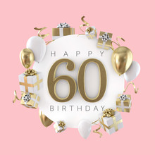 Happy 60th Birthday Party Comp...