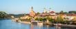 Panorama von Passau mit der Donau