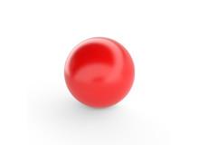 Red Shinny Ball