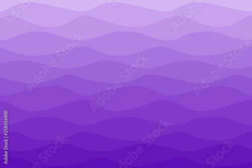 Obraz na plátně Sea water wavy blue nautical background