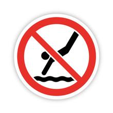 Interdiction De Plonger