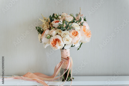 Fotografía  Bridal bouquet